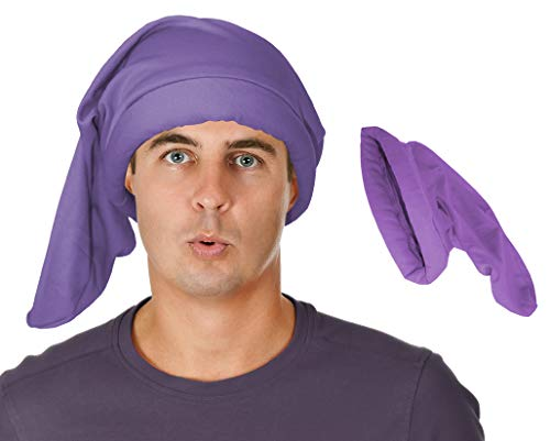 (Purple Dwarf Hat Seven Dwarfs Hat Gnome Costume Gnome Seven Dwarfs)