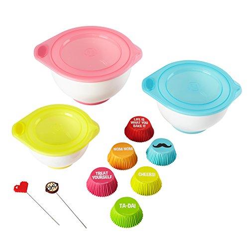 cupcake mixing bowl - 2