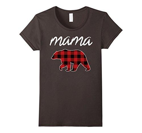 Womens TShirt Plaid Matching Family product image