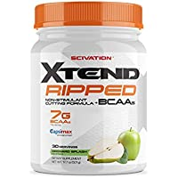 Scivation Xtend Ripped BCAA Powder, Orchard Splash, 30 Servings