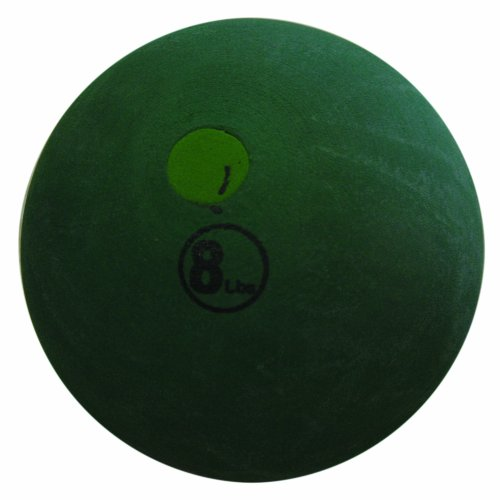 Amber Sporting Goods Hard Shell Indoor Rubber Shot  (12lbs)