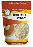 Judee's Buttermilk Powder (1.5 lb): Non-GMO - Hormone Free - USA Produced