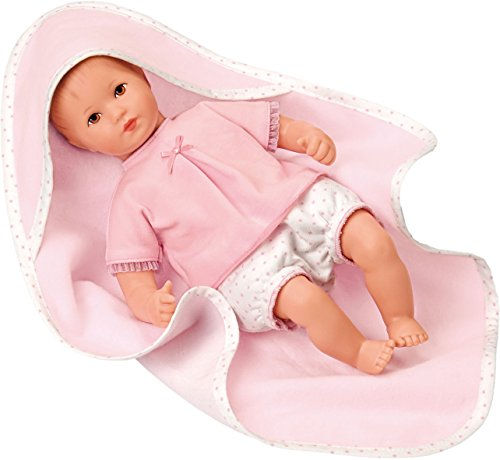 Kathe Kruse Infant Kids Room Mini Bambina Emmi Baby Doll ()