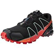 SALOMON Men's Speedcross 4 Trail Running Shoes Waterproof
