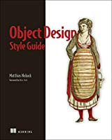 Object Design Style Guide Front Cover