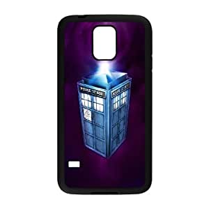 Doctor Who RUBBER SILICONE Case For Samsung Galaxy S5 AKG232098