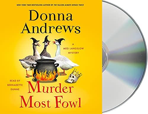 Book Cover: Murder Most Fowl: A Meg Langslow Mystery