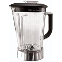 KitchenAid 56-Ounce Blender Pitcher with Black Lid