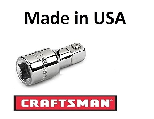 Craftsman 9-43522 2'' Extension for 1/2'' Drive, Rare, Made in USA by Craftsman USA