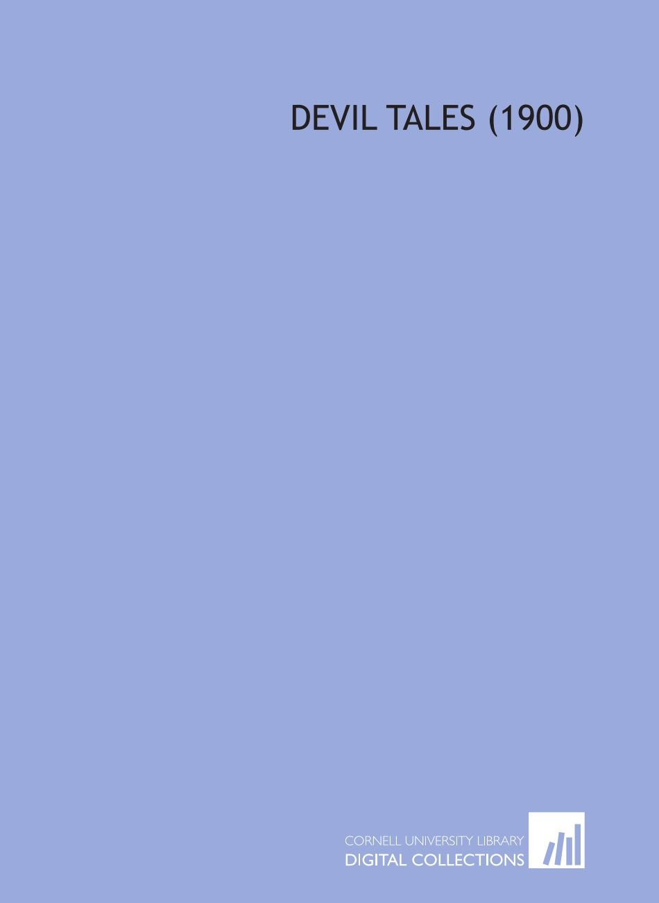 Download Devil Tales (1900) ebook