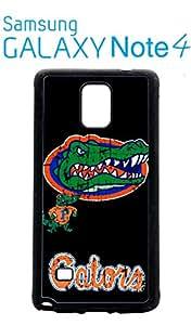 Florida Gators Samsung Galaxy Note 4 Case Hard Silicone Case