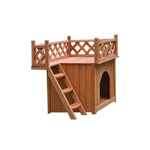 Cedar Indoor Pet House - 2