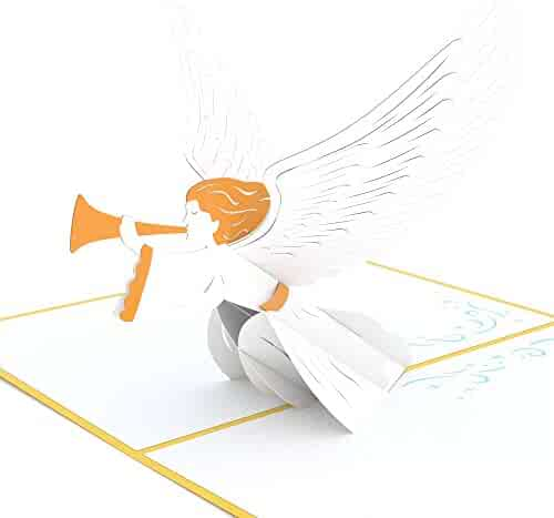 Shopping lovepop inc or kgstore lovepop or pmg stationery lovepop angel pop up christmas card 3d card greeting card holiday card m4hsunfo