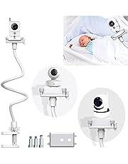 EYSAFT Babyfoonhouder, camerahouder, universele babycamera, mobiele telefoonhouder, flexibele camerastandaard voor de kinderkamer, compatibel met de meeste babyfoons