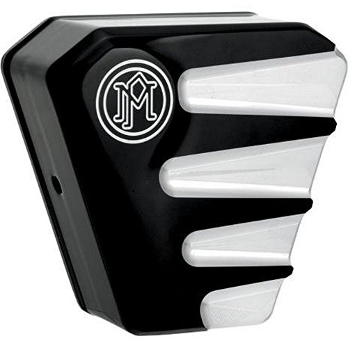 Performance Machine Scallop Contrast Cut Horn Cover 0218-2001SCA-BM