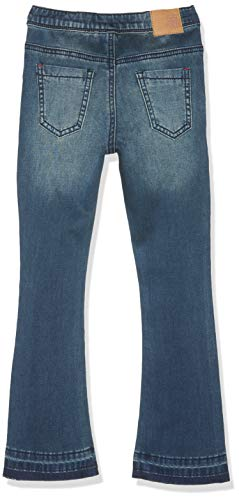 Denim Jeans Trousers fancy Bleu Sanetta Blue Fille 9576 1SwUCOvxqn