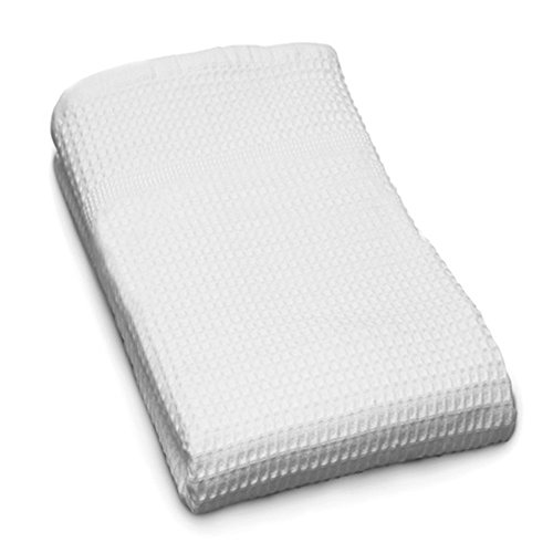 Gilden Tree 100% Natural Cotton Classic Waffle Weave Hand Towel (White) by Gilden Tree