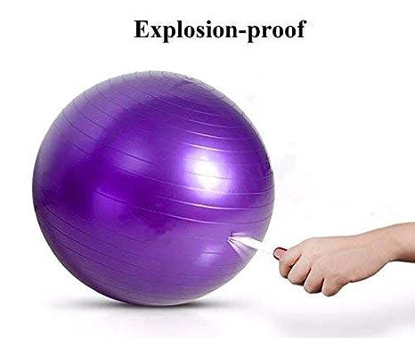 Tiunyeah Pelota de Ejercicio de PVC Anti explosión, balón de Yoga ...