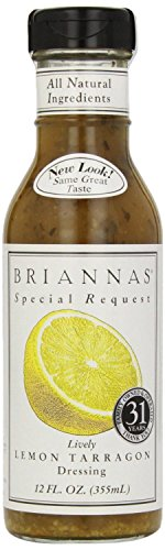 (Brianna's, Fat-free Lemon Tarragon, 12 oz)
