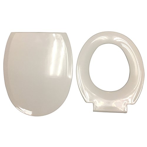 Pcp Replacement Seat Assembly for 5026 Commode, White by PCP (Image #2)