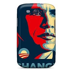 New ZIZth21806GAhbL Barack Obama Tpu Cover Case For Galaxy S3