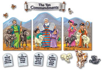 the 3 commandments board game - 8