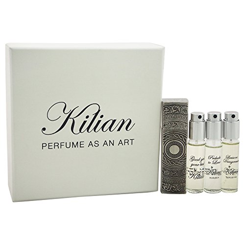 Kilian Travel To Shanghai Harmony 4 Piece Mini Gift Set, Floral