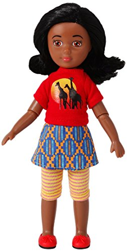 Madame Alexander Travel Friends Kenya Doll
