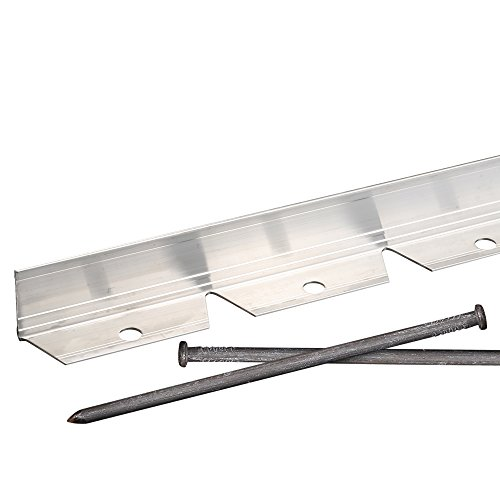 Dimex EasyFlex Commercial Grade Aluminum Landscape Paver Edging Kit, 48-Feet (1856-48C) (Brick Yourself It Patio Do Pavers)
