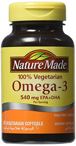 Nature made omega 3 review