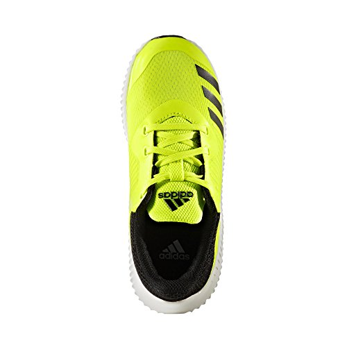 EU 29 Multisport Chaussures Rot adidas Indoor Fortarun Enfant YELLOW BLACK Mixte K g481z7nxq