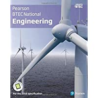 BTEC National Engineering Student Book: For the 2016 specifications (BTEC Nationals Engineering 2016)