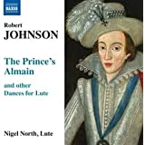 Princes Almain and other Dances for Lute