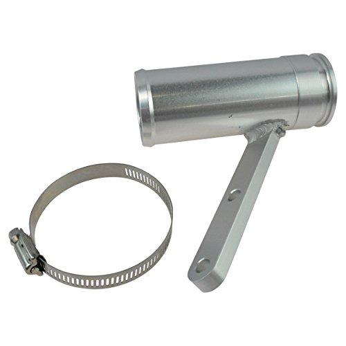 Aluminum Turbo Resonator Eliminator Upgrade Fix Repair for Sprinter 2.7L Diesel ()