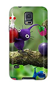 Durable Case For The Galaxy S5- Eco-friendly Retail Packaging(pikmin Video Game Other)