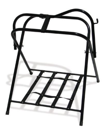 High Country Plastics Saddle Rack, Free Standing, Floor