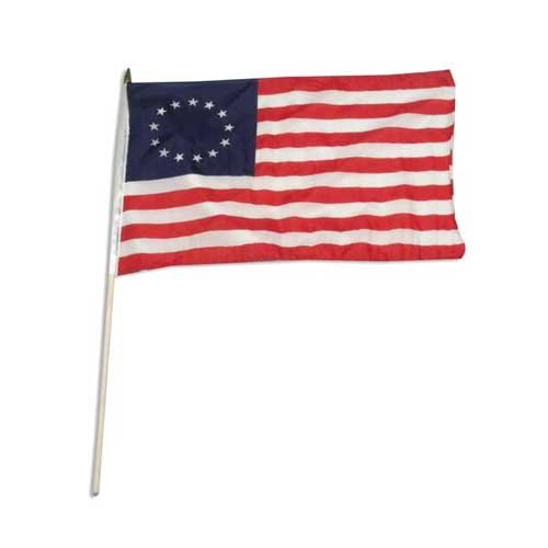 us-flag-store-betsy-ross-stick-flag-12-by-18-inch