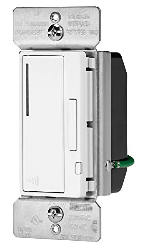 Aspire Z Wave Smart Master Decorator Dimmer White