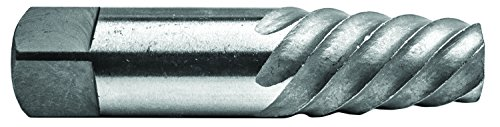 CENTURY DRILL & TOOL 73309 Spiral Flute Screw Extractor, #9