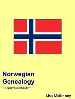 Norwegian Genealogy by [McKinney, Lisa]