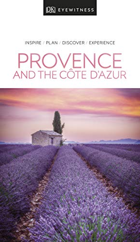 - DK Eyewitness Travel Guide Provence and the Côte d'Azur
