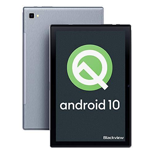 Blackview Tab8 Tablet de 10,1 pulgadas, Android 10, 1920 x 1200 FHD, IPS, batería táctil de 6580 mAh, procesador Octa-Core, 4 GB de RAM, 64 GB de ROM, 4 G LTE Dual SIM, Wi-Fi, GPS, Bluetooth a buen precio