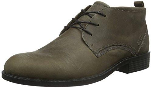 ECCO Men's Harold Derby Chukka Boot, Tarmac/Dark Clay, 42 EU/8-8.5 M US ()