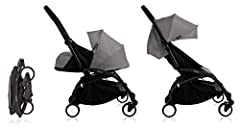 BABYZEN, the brand behind the YOYO+, the ultimate stroller travel system ideal for wherever life takes you, offers a series of compatible accessories to increase stroller versatility.Easy to use for the modern on-the-go parent, YOYO+ accessor...