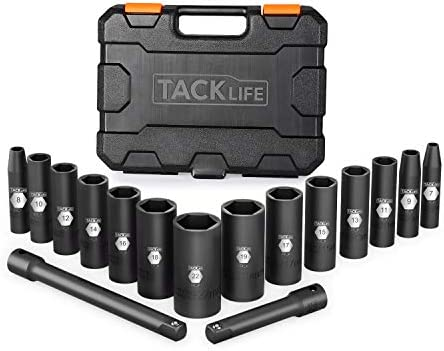 Tacklife 8 Inch Impact 6 point extensions product image