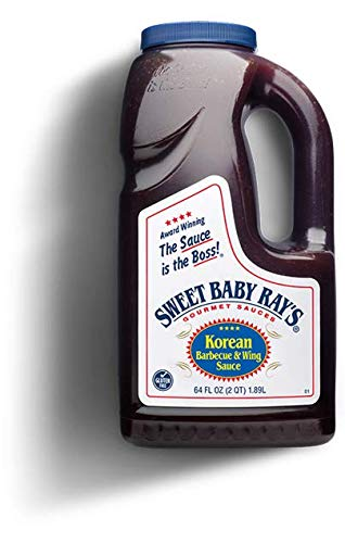 (Sweet Baby Ray's Korean BBQ & Wing Sauce | 64oz )