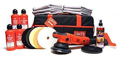 Griots Garage BOSS G21 Long-Throw Orbital Polisher Deluxe Kit