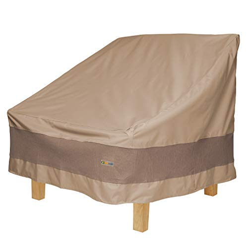Duck Covers Elegant Patio Chair Cover, 40-Inch