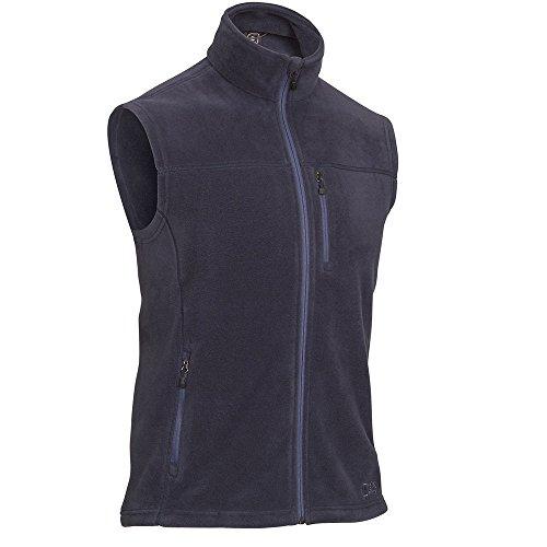 Eastern Mountain Sports EMS Menƒ_Ts Classic 200 Fleece Vest Blue Nights (1 Womens Fleece Vest)