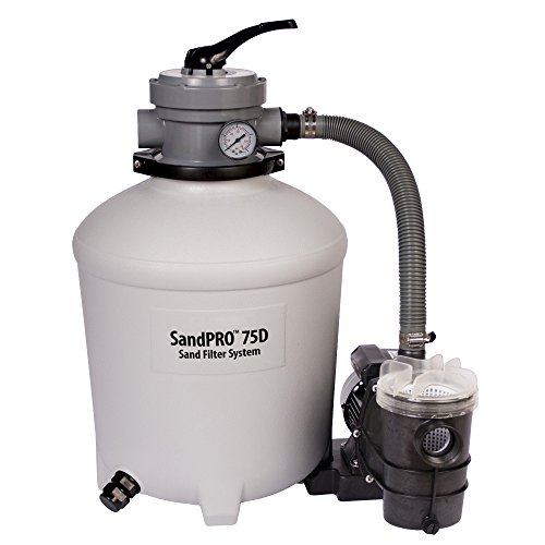 Blue Wave NE6159 SandPro 75D Filter and 3/4 HP Pump by Blue Wave